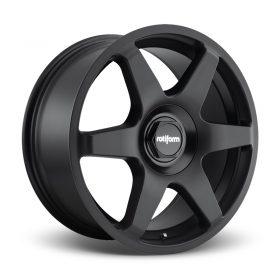 SIX R113 MATTE BLACK