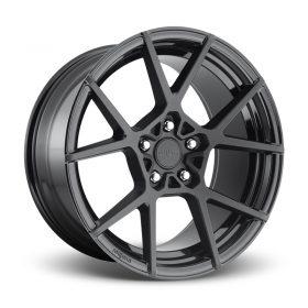 Rotiform Custom Wheels R139 KPS MATTE BLACK