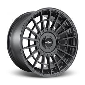 Rotiform Custom Wheels LAS R R142 MATTE BLACK