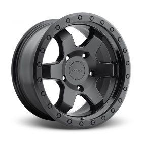 SIX R151 MATTE BLACK