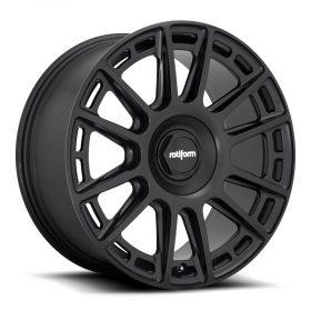 OZR R159 MATTE BLACK