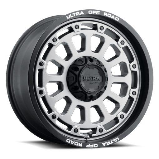 Ultra Custom Wheels 111GN X111 Satin Graphite