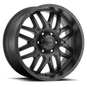 Ultra Custom Wheels 203SB Hunter SATIN BLACK