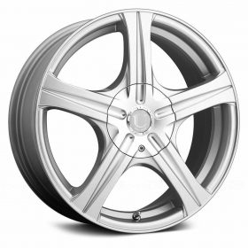 Ultra Custom Wheels 403S Slalom SILVER