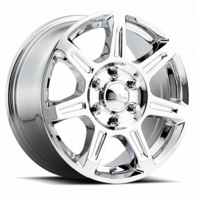 Ultra Custom Wheels 450C Toil Van CHROME