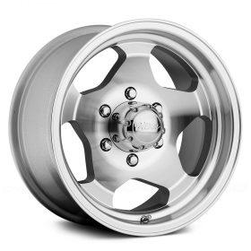 Ultra Custom Wheels 51K MACHINED