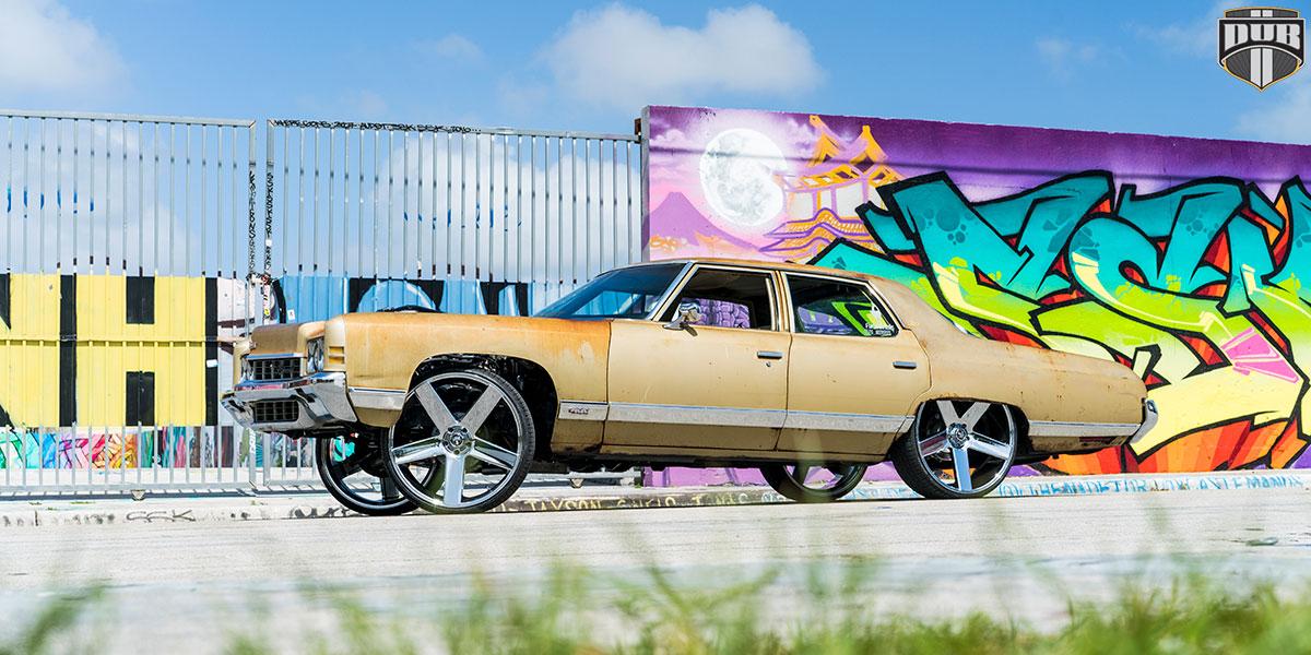 Chevrolet Caprice 26 DUB Baller S116 Wheels
