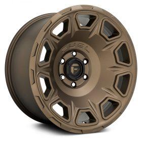 Fuel Custom Wheels VENGEANCE D687 MATTE BRONZE