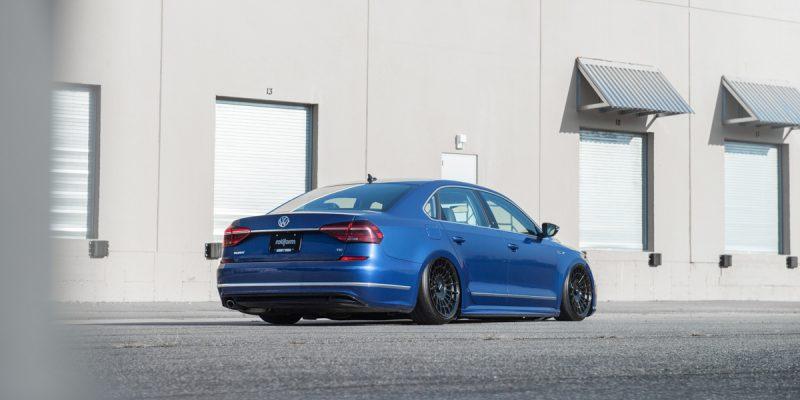 Volkswagen CC Rotiform LAS R Wheels