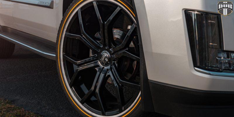 Cadillac 24 DUB Royalty S208 Wheels