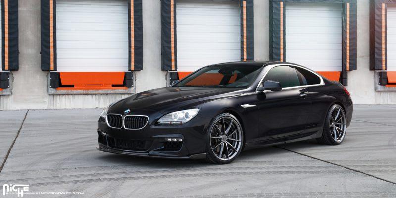 BMW 650i Gran Coupe 20 Niche Sector M197 Wheels