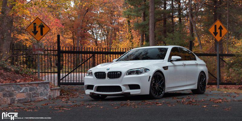 BMW M5 20 Niche Vosso M203 Wheels