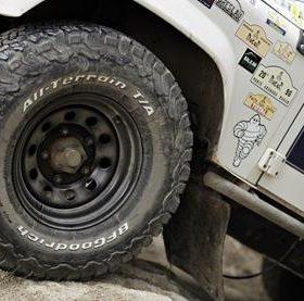 Nitto Tires Terra Grappler