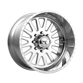 American Force Custom Wheels AFW F20 ATOM SS POLISHED