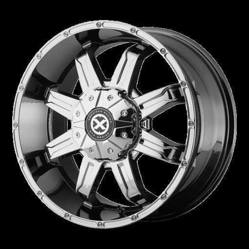 ATX Series Custom Wheels AX192 BLADE CHROME PVD