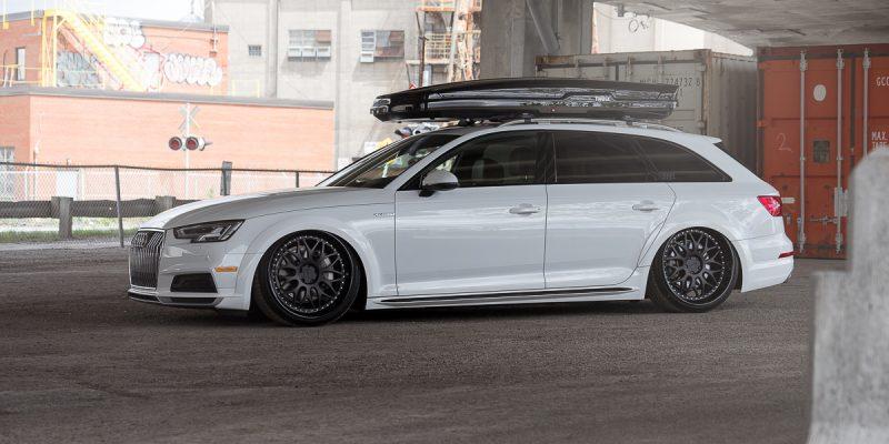 Audi allroad 21 Rotiform DAB Wheels