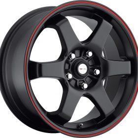 421R X Black Red