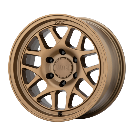 KMC Custom Wheels KM717 BULLY OL BRONZE