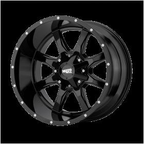 Moto Metal Custom Wheels MO970 BLACK