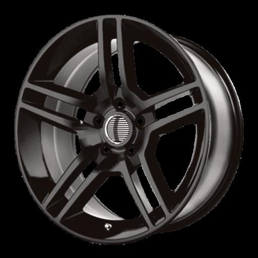 OE Creations Custom Wheels PR101 BLACK