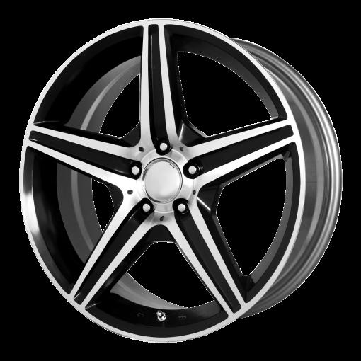 OE Creations Wheels PR115 MACHINED BLACK