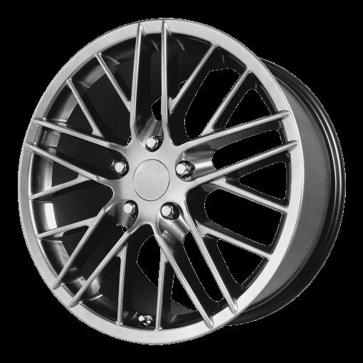 OE Creations Custom Wheels PR121 SILVER