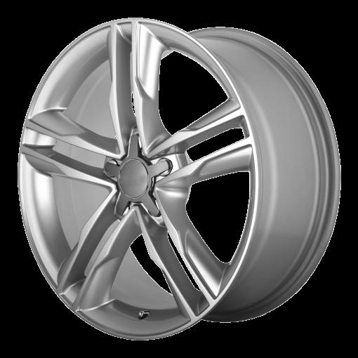 OE Creations Custom Wheels PR141 SILVER