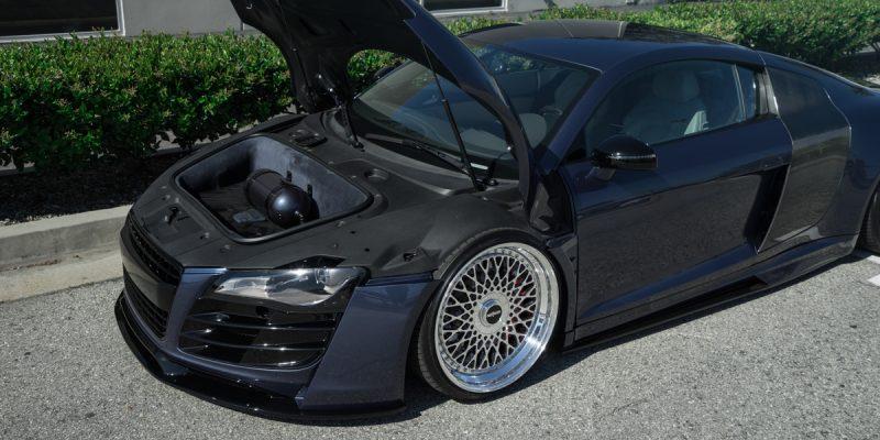 Audi R8 20 Rotiform LHR Wheels