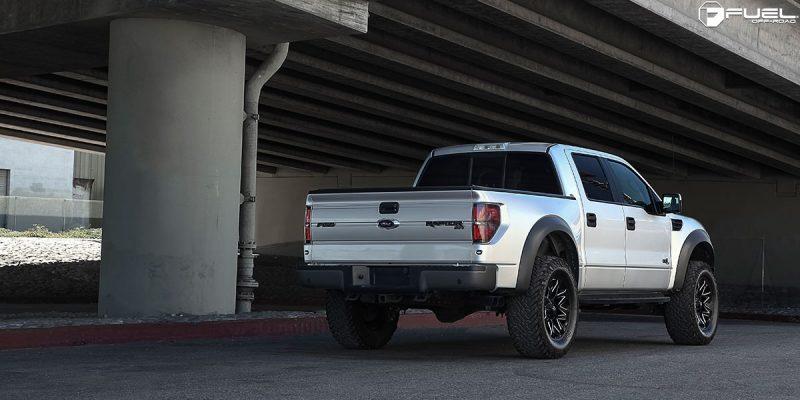 Ford F-150 Raptor 20x9 Fuel Ambush D555 Wheels