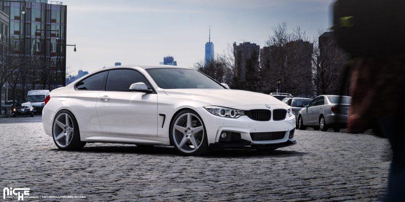 BMW 435i 20 Niche Carini M184 Wheels