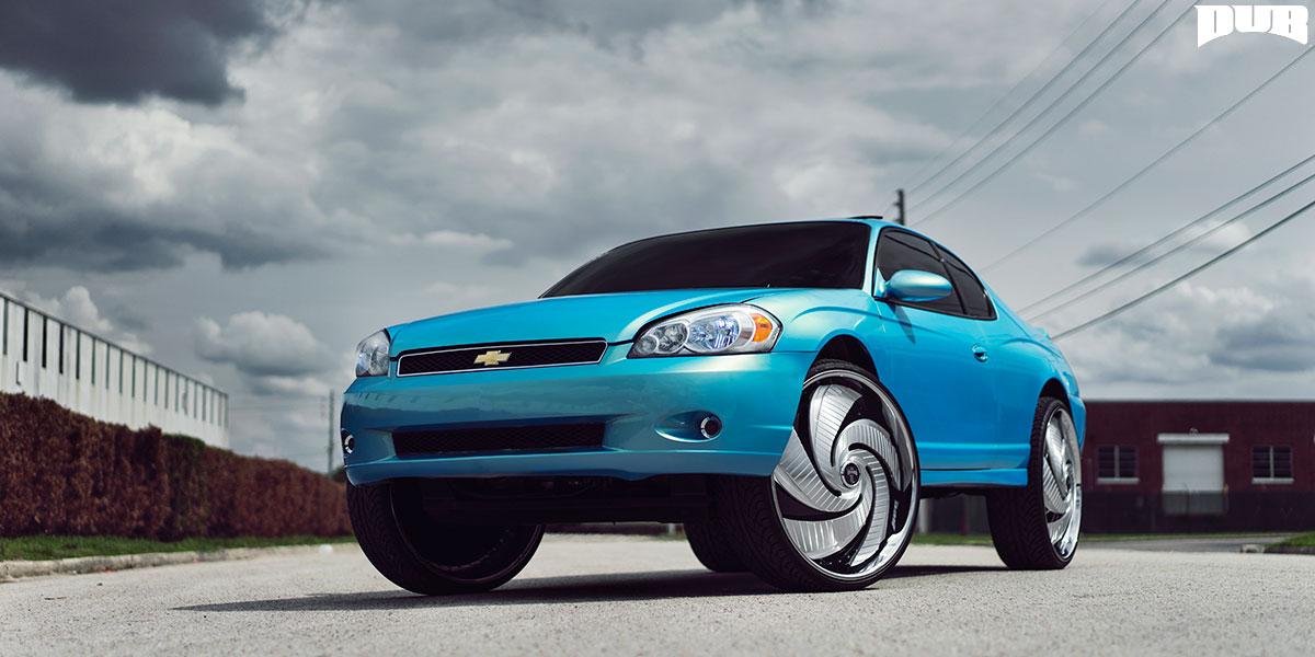 Chevrolet Monte Carlo 26 DUB Turbo S810 Wheels