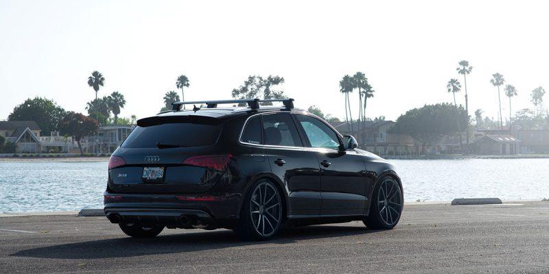Audi SQ5 22x10 Rotiform SPF Wheels