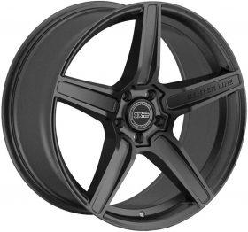 Centerline Wheels 672SC Vector CHARCOAL