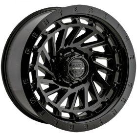 845B LT5 Gloss Black