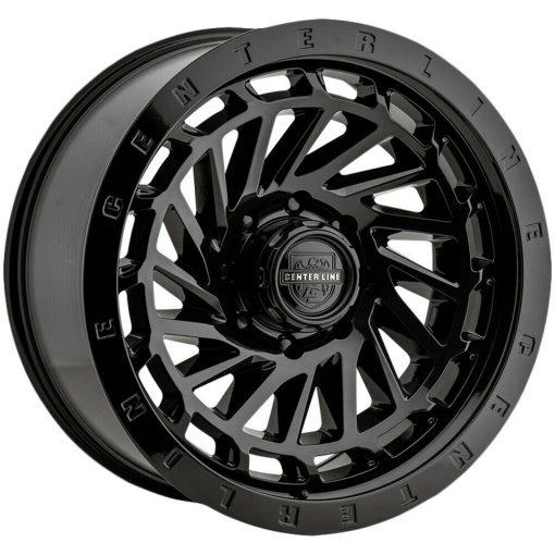 Centerline Custom Wheels 845B LT5 GLOSS BLACK