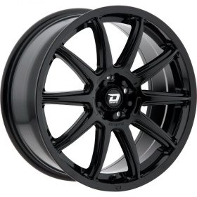 Drifz Custom Wheels 311B Flite GLOSS BLACK