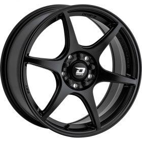 Drifz Custom Wheels 314SB SATIN BLACK