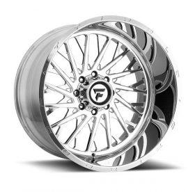 Fittipaldi Offroad Custom Wheels FTF08 Alpha POLISHED