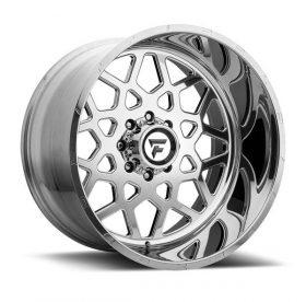 Fittipaldi Offroad Custom Wheels FTF11 Alpha POLISHED