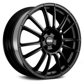 Fondmetal Custom Wheels 183B 9RR MATTE BLACK