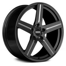 Fondmetal Custom Wheels 187BM STC-1C BLACK MILLED