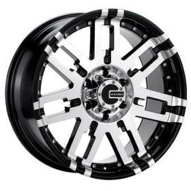 582MB M2X Machined Black