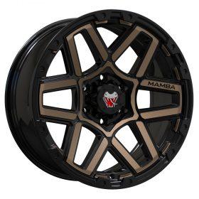 595BZ M23 Bronze Black