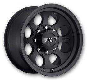 Mickey Thompson Custom Wheels Classic III Black MATTE BLACK