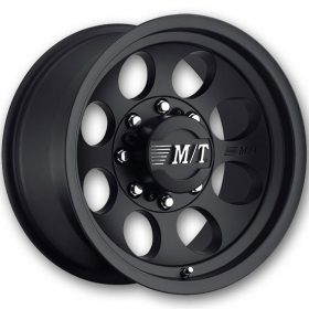 Classic III Black Matte Black