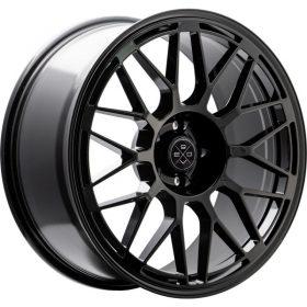 Fondmetal Custom Wheels 197B 9EVO GLOSS BLACK
