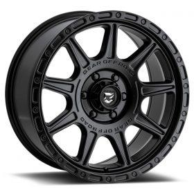 Gear Alloy Custom Wheels 759SB SATIN BLACK