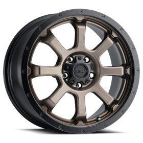 Ultra Custom Wheels 219BZ Nemesis Satin Bronze