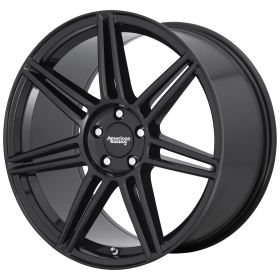 American Racing Custom Wheels AR935 REDLINE GLOSS BLACK