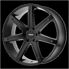 American Racing Custom Wheels AR938 REVERT SATIN BLACK